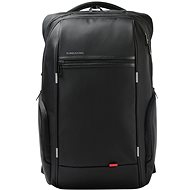 "Kingsons Business Travel Laptop Backpack 15.6"" black - Laptop Backpack"