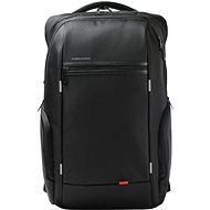 "Kingsons Business Travel Laptop Backpack 17"" black - Laptop Backpack"