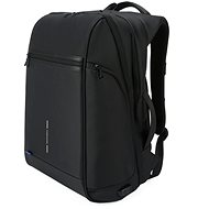 "Kingsons Business Travel USB Laptop Backpack 15.6"" black - Laptop Backpack"