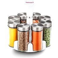 Lamart Condiment Set 8pc Erba LT7017