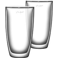 Lamart VASO  Set of 2 Coffee Glasses, 230ml, LT9010 - Thermo glasses