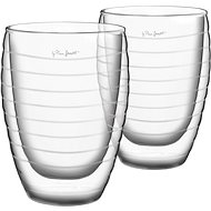 Lamart VASO Set of 2 of Juice Glasses, 370ml, LT9013 - Thermo-Glass