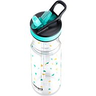 Lamart Sports bottle 0.5l Turquoise Straw LT4034 - Drink bottle