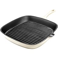 Lamart Frying Pan 23.5 cm Cast Iron LT1064 - Grilling Pan