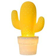 Lucide 13513/01/34 - Table Lamp CACTUS 1xE14/40W/230V Yellow - Table Lamp