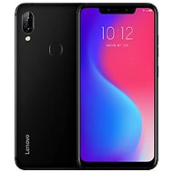 Lenovo S5 Pro 64GB Dual Sim, Black - Mobile Phone
