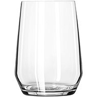 LEERDAM Long Drink Glasses, 6pcs, 450ml, ENJOY THE MOMENT - Glass for Cold Drinks