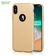 Lenuo Leshield for iPhone X/Xs Gold - Mobile Case