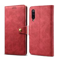 Lenuo Leather for Xiaomi Mi 9, Red