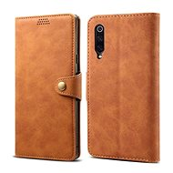 Lenuo Leather for Xiaomi Mi 9, Brown