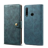 Lenuo Leather for Honor 20 lite, blue