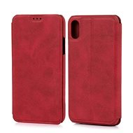 Lenuo LeDe for iPhone X/Xs, red