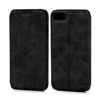 Lenuo LeDe for iPhone 8/7, black - Mobile Phone Case