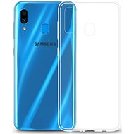 Lenuo Transparent for Samsung Galaxy A30 - Mobile Case