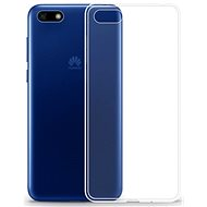 Lenuo Transparent for Huawei Y5 2018 - Mobile Case