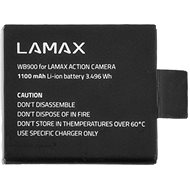 LAMAX Battery for LAMAX W - Camcorder Battery