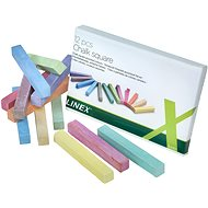 Linex Coloured, Square - Pack of 12