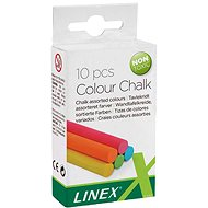 Linex Coloured, Round - Pack of 10