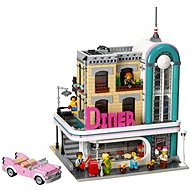 LEGO Creator 10260 Downtown Diner - LEGO Building Kit