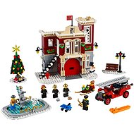 LEGO Creator Expert 10263 Winter Village Fire Station - LEGO Building Kit