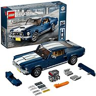 LEGO Creator Expert 10265 Ford Mustang - LEGO Building Kit