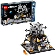 LEGO Creator Expert 10266 NASA Apollo 11 Lunar Lander - Building Kit