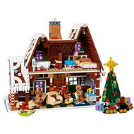 LEGO Creator Expert 10267 Gingerbread House - LEGO Building Kit
