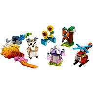 LEGO Classic 10712 Cubes and Gears - Building Kit