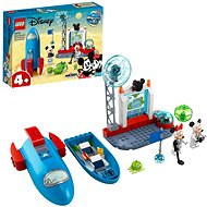 LEGO® | Disney Mickey and Friends 10774 Mickey Mouse & Minnie Mouse's Space Rocket