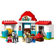 LEGO DUPLO Town 10868 Farm Pony Stable - Building Kit