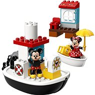 LEGO DUPLO 10881 Mickey's boat - Building Kit