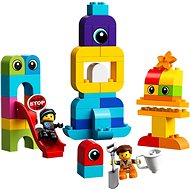 LEGO DUPLO LEGO Movie 2 10895 Emmet and Lucy's Visitors from the DUPLO Planet - Building Kit