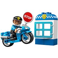 LEGO DUPLO Town 10900 Police Bike - Building Kit