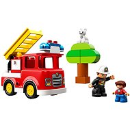 LEGO DUPLO Town 10901 Fire Engine - LEGO Building Kit