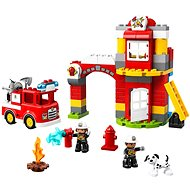 LEGO DUPLO Town 10903 Fire Station - Building Kit