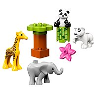LEGO DUPLO Town 10904 Baby Animals - Building Kit