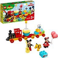 LEGO DUPLO Disney TM 10941 Mickey and Minnie's birthday train - LEGO Building Kit