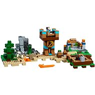 LEGO Minecraft 21135 The Crafting Box 2.0 - Building Kit