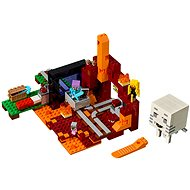 LEGO Minecraft 21143 The Nether Portal - LEGO Building Kit