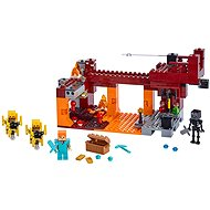 LEGO Minecraft 21154 The Blaze Bridge - Building Kit