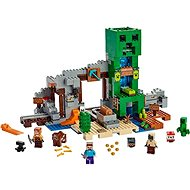 LEGO Minecraft 21155 The Creeper Mine - Building Kit