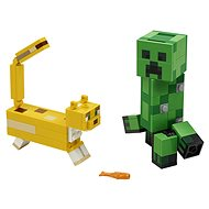 LEGO Minecraft  21156 BigFig Creeper™ and Ocelot