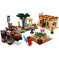 LEGO Minecraft 21160 The Illager Raid - LEGO Building Kit