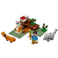 LEGO Minecraft 21162 The Taiga Adventure - LEGO Building Kit