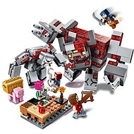 LEGO Minecraft 21163 The Redstone Battle - LEGO Building Kit