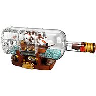 LEGO Ideas 21313 Ship in a bottle