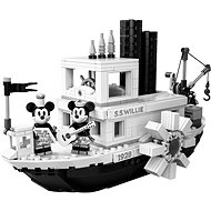 LEGO 21317 Ideas, Steamboat Willie - Building Kit