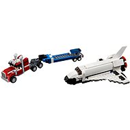 LEGO Creator 31091 Shuttle Transporter - Building Kit