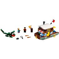 LEGO Creator 31093 Riverside Houseboat - Building Kit