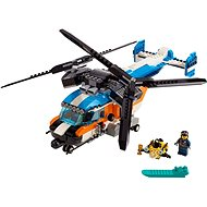 LEGO Creator 31096 Dual-Rotor Helicopter